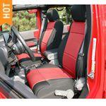 Wrangler Seat Covers