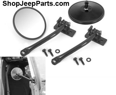 Quick Release Mirror Kits In Stock Now Jeep Wrangler Forum