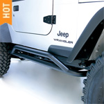 Rock Crawler Rocker Guards