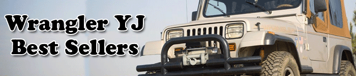 Wrangler YJ Accessories