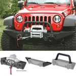 Rugged Ridge XHD Bumpers