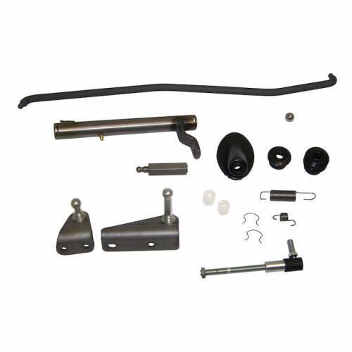 Clutch Linkage Parts : Cj clutch linkage kit k shopjeepparts